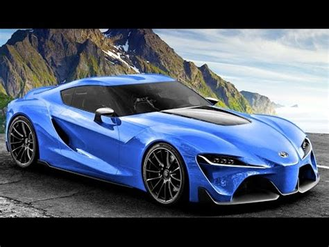 2019 Toyota Ft 1 by 2018 2019 Ft 1 Supra Successor Exhaust Note