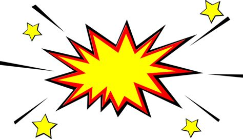 Explosion Estrellitas Imagen Gratis Pixabay