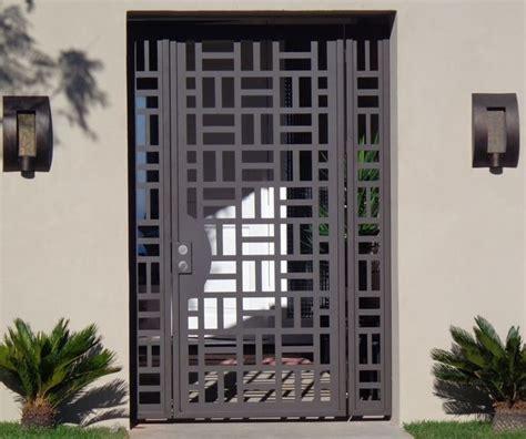 Ingresso Pedonale Cancello In Metallo Progetto Per L Ingresso Pedonale