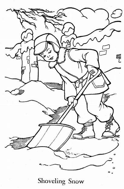 Coloring Pages Lots Winter Flickr Books Adult