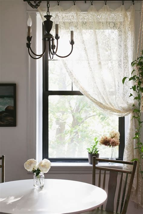 25 best ideas about kitchen window curtains on