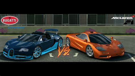 The bugatti veyron and the mclaren f1. Bugatti Veyron vs McLaren F1 - Top Gear - BBC Head 2 Head - YouTube