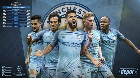 Permalink to Wallpaper Manchester City 2018