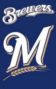Milwaukee Brewers Logo Clip Art