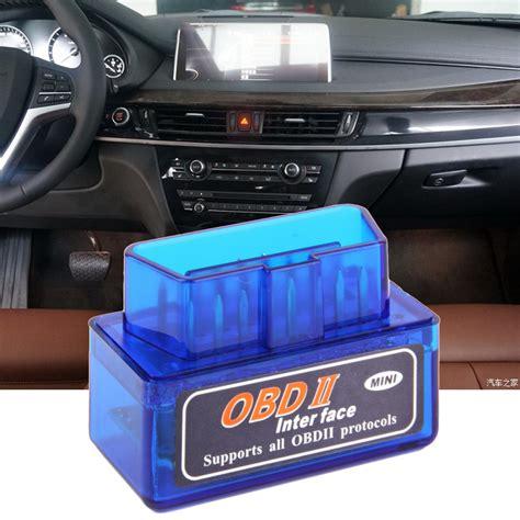 Obd Car by Elm327 Obd2 Ii Bluetooth Auto Car Obd2 Diagnostic