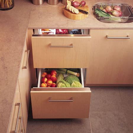 double drawer refrigerator module ge monogram undercounter refrigerator drawers