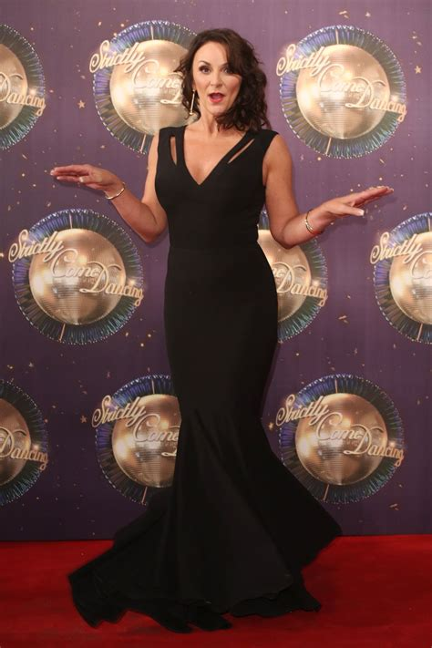 SHIRLEY BALLAS at Strictly Come Dancing 2017 Launch in ...
