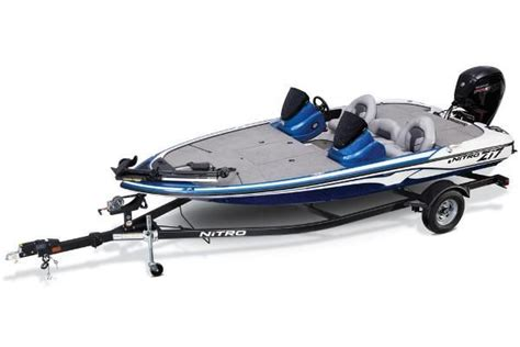 Used Bass Boats In Wisconsin by Nitro New And Used Boats For Sale In Wisconsin