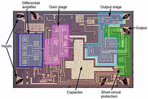 Understanding Silicon Circuits  Inside The Ubiquitous 741