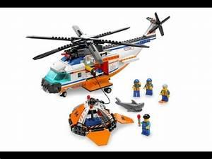Vidéos De Lego : lego city helicopteros juguetes para ni os youtube ~ Medecine-chirurgie-esthetiques.com Avis de Voitures