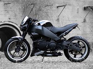 Racing Caf U00e8  Buell Xb12 Stt By R
