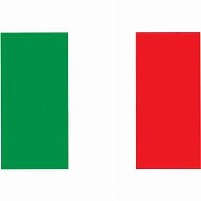Flag Italian Clipart Italy Clip Transparent Cliparts