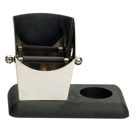 espresso knock box amazon yolococa corner ting mat pad tool made for baristas