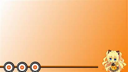 Anime Powerpoint Point Power Templates Backgrounds Untuk