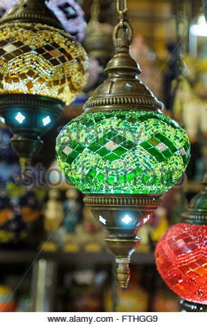 turkish ls for sale in the grand bazaar istanbul