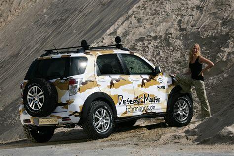 Daihatsu Terios Wallpapers by Fahrmitgas De Daihatsu Terios Desert Mouse Picture 43785