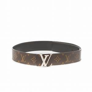 Buy Louis Vuitton Monogram Canvas and Black Leather ...
