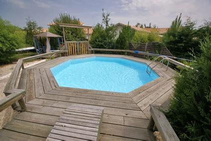 piscine semi enterrée prix prix piscine semi enterr 233 e une alternative tendance monequerre fr