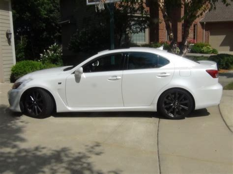 lexus isf white mn fs 2008 pearl white isf 36k miles warranty to 100000