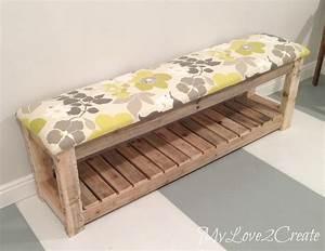 Wooden Wooden bench seat diy Plans PDF Download Free