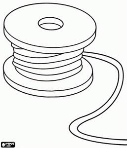spool of cable or reel of wire coloring page for chase With wiring tools list