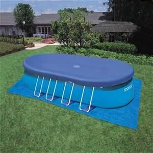 piscine autoportee intex ovale With marvelous liner sur mesure pour piscine hors sol 5 piscine bois hors sol auchan