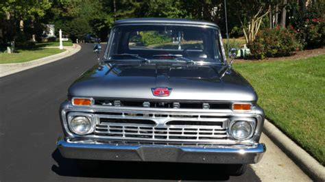 1966 Ford F100 Custom Cab Shortbed  Restored  2 Owner