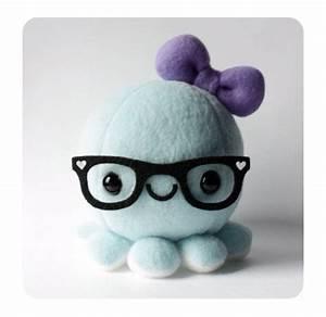 Cute stuffed octopus | Stuffed toys...fluffy | Pinterest ...
