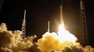 SpaceX Dragon capsule launched to space station marks ...