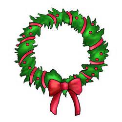 Christmas Wreath Clip Art Free