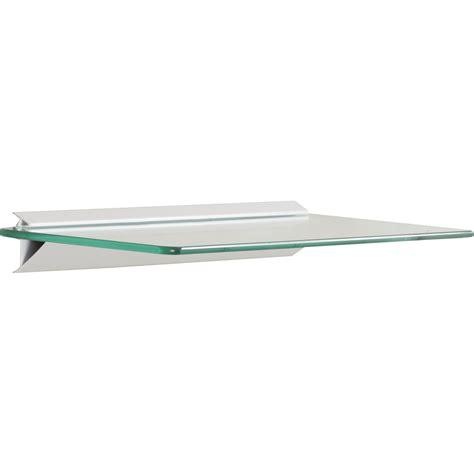 glass shelf wade logan glass floating shelf reviews wayfair