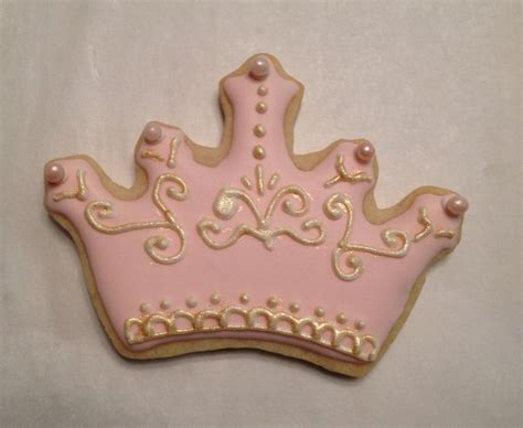 Decorated Crown Cookies by 17 Best Ideas About Crown Cookies On Pinterest Princess