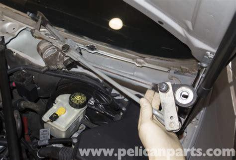 car maintenance manuals 2009 bmw z4 windshield wipe control bmw z4 m wiper component replacement 2003 2006 pelican parts diy maintenance article