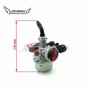 Lever Choke Carb Carburetor For 50cc 90cc 110cc Pit Dirt
