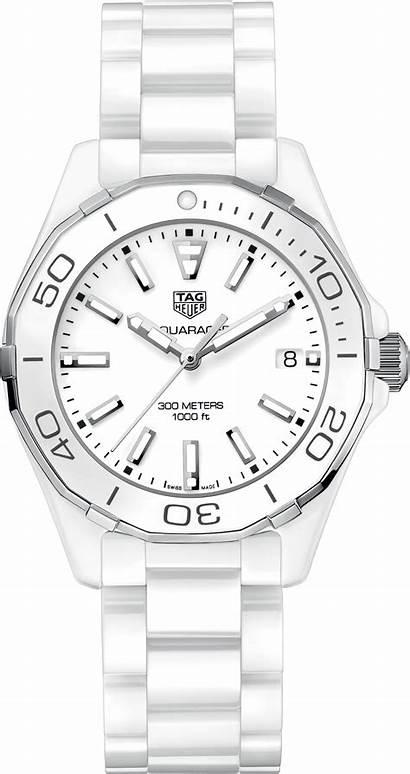 Ladies 35mm Aquaracer Heuer Tag Quartz Watches