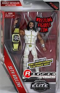Seth Rollins - WWE Elite 45 WWE Toy Wrestling Action ...