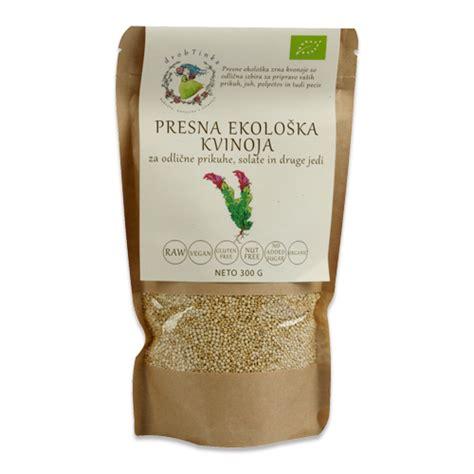 Kvinoja Drobtinka - presna, ekološka, 300 g • Nutriholis.si
