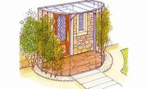 Windfang Hauseingang Aus Glas : hauseingang gestalten ~ Markanthonyermac.com Haus und Dekorationen
