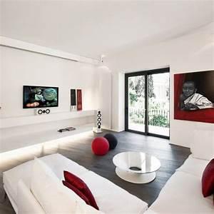 Deco Design Salon : d co salon design 16 salons un peu beaucoup ou ~ Farleysfitness.com Idées de Décoration