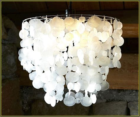 capiz shell chandelier uk home design ideas