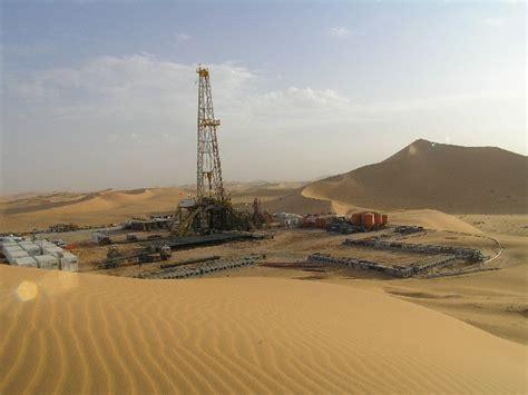 Desert Rigs - Fox Oil Drilling Company