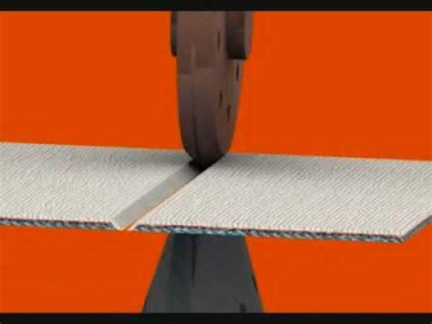 ultrasonic textile welding  textile fusion technologies sealing  carbon filter elements