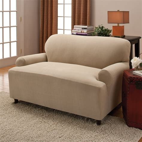 3 Piece T Cushion Slipcovers For Sofas T Cushion Sofa