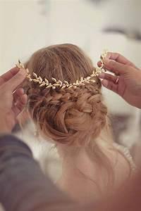 Bridal Hair Accessories Brides Headpieces Gentle Gold