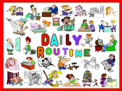 Daily Routine Diana