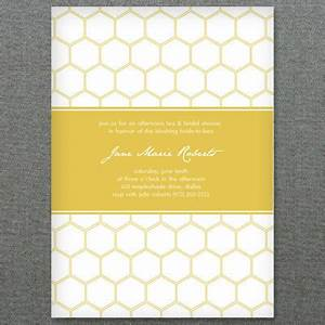 block party invitation templates printable invitation template with honeycomb pattern