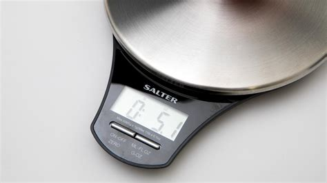 Salter Electronic Kitchen Scale  Digital Kitchen Scales