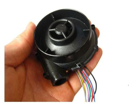 high pressure low noise mini 24v dc brushless blower fan electric air blower small centrifugal