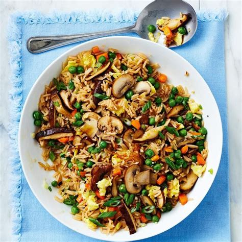 cuisiner le vrai riz frit chinois 17 meilleures idées à propos de riz frit sur
