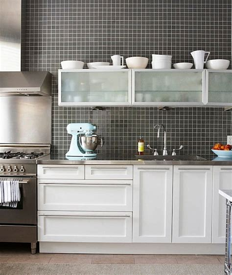 where to buy stainless steel kitchen cabinets 15 kitchens with stainless steel countertops 2186